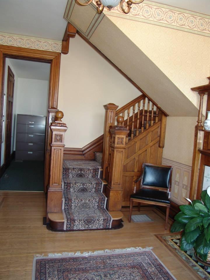 Inside Parvin House - 01