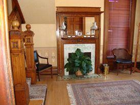 Inside Parvin House - 03