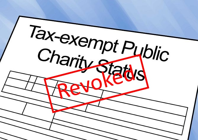 Revoked Tax Exempt